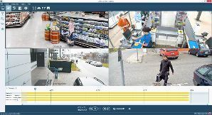 logiciel AXIS Camera Station